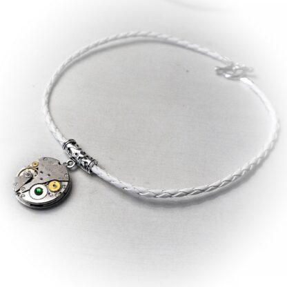 Steampunk BDSM jewelry necklace dominatrix mistress woman pendant