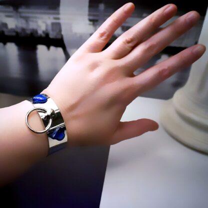 Стимпанк БДСМ украшения браслет наручники сердце доминант рабыня сабмиссив