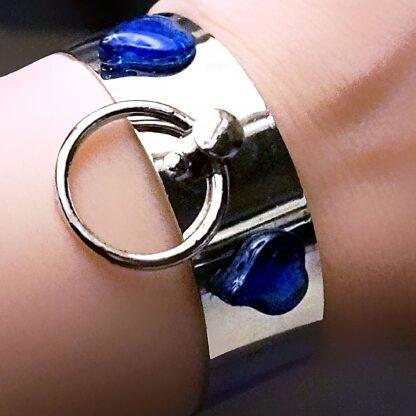 Стимпанк БДСМ украшения браслет наручники сердце доминант рабыня сабмиссив фетиш бондаж