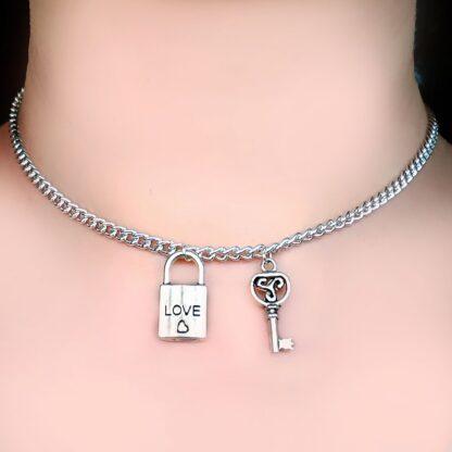 Стимпанк БДСМ украшения замочек подвеска ключик трискель символ