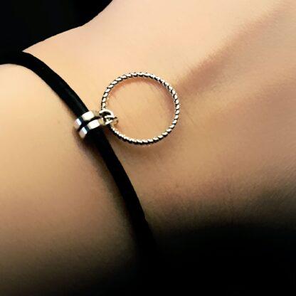 Стимпанк БДСМ украшения браслет наручники доминант рабыня